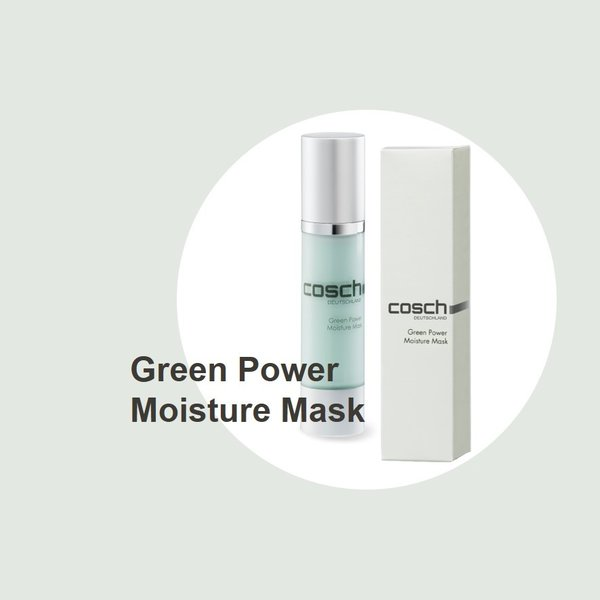 Green Power Moisture Mask