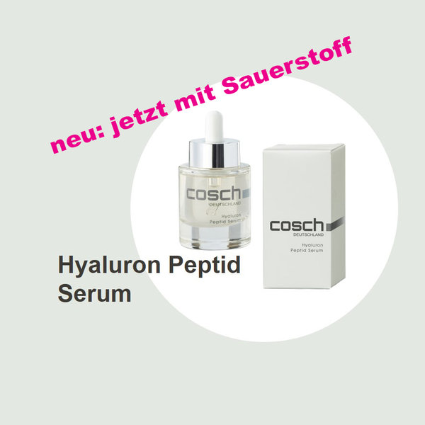 Hyaluron Peptid Serum 30ml