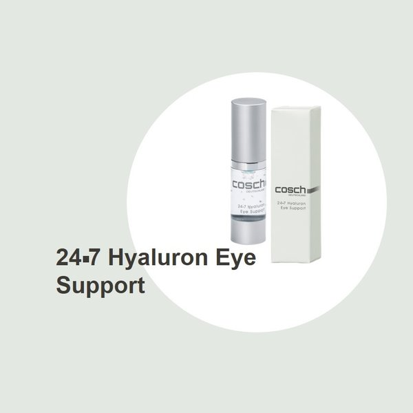 24/7 Hyaluron Eye Support 15ml
